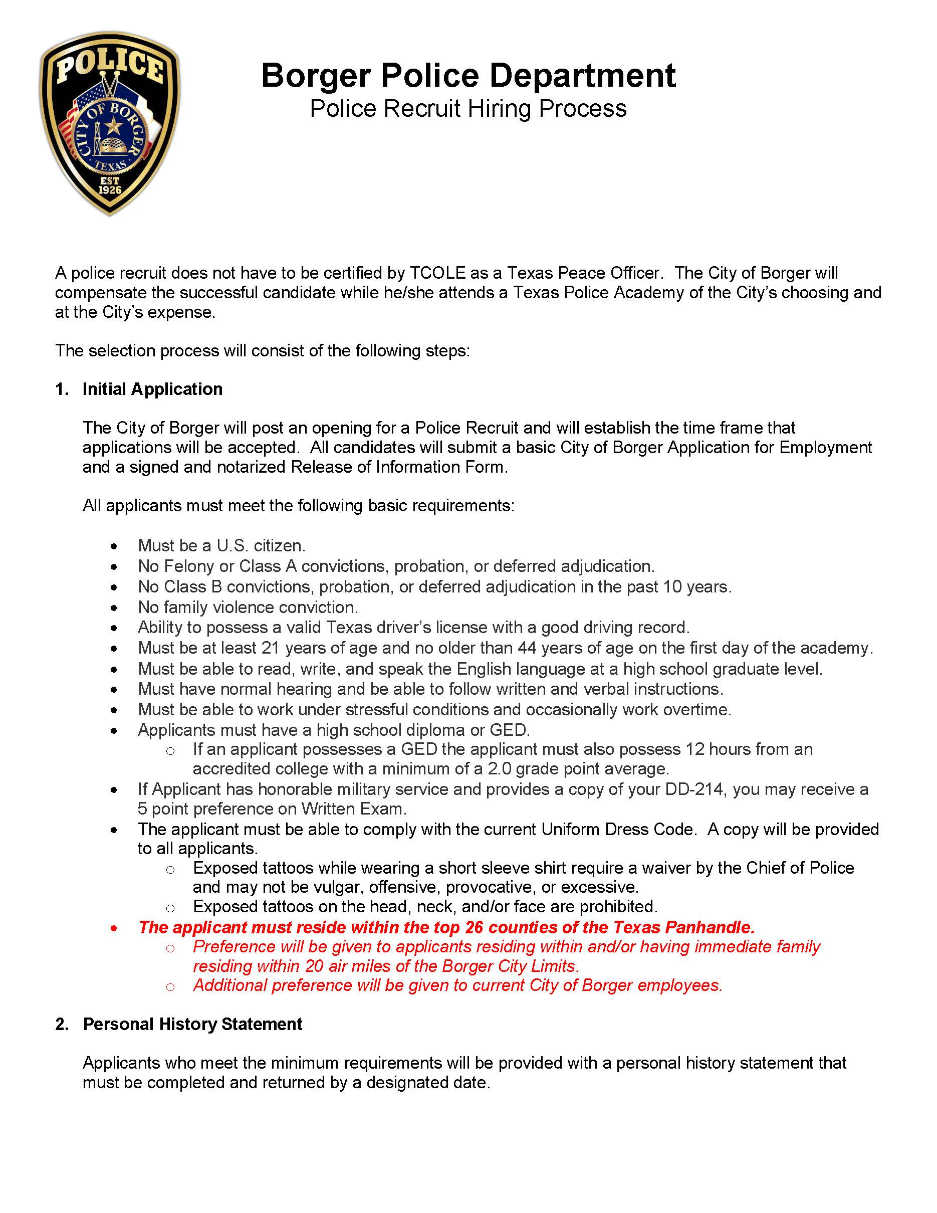 2019 - Police Recurit Hiring Process 3page_Page_1