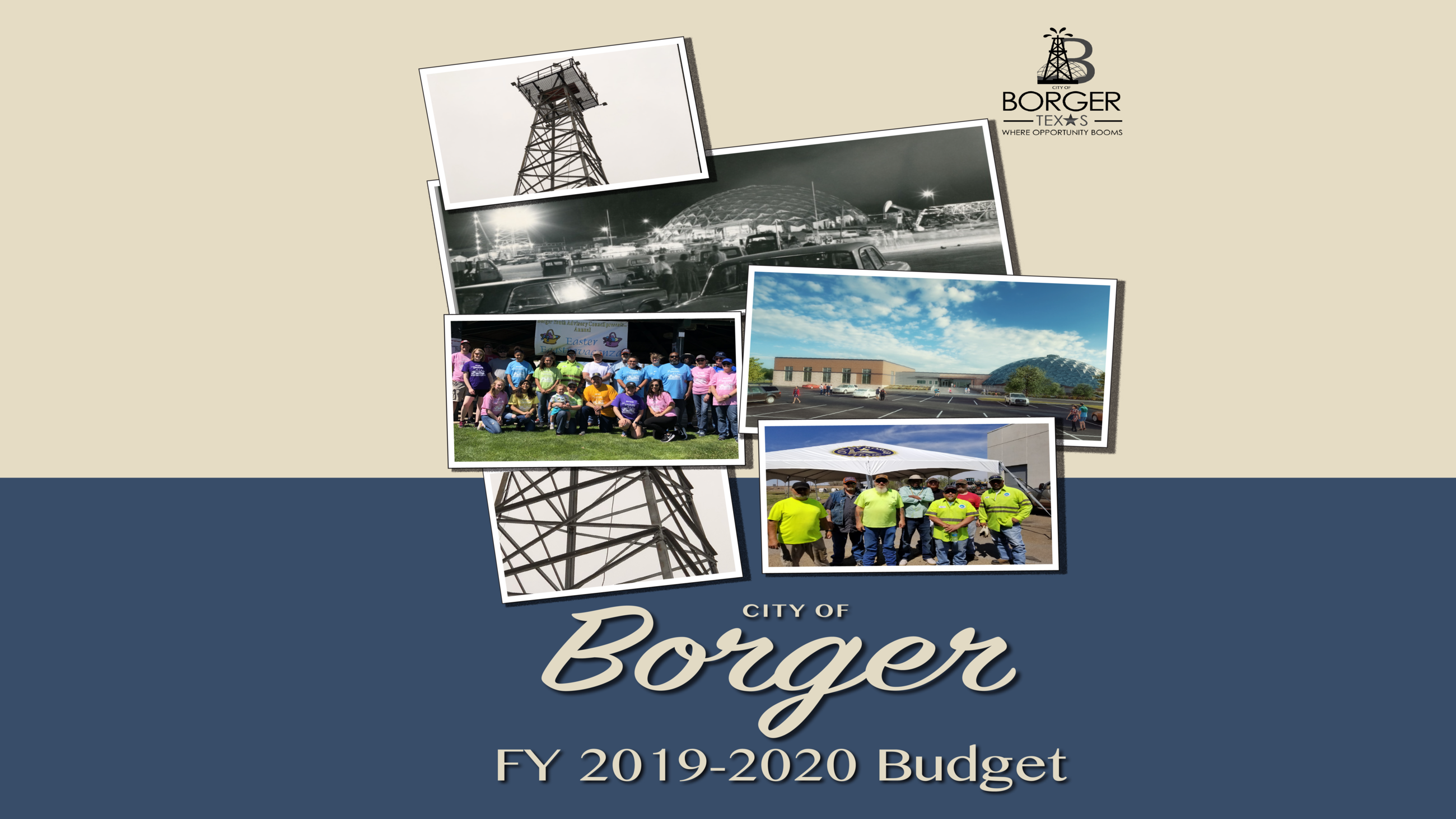 Budget Graphic LInk