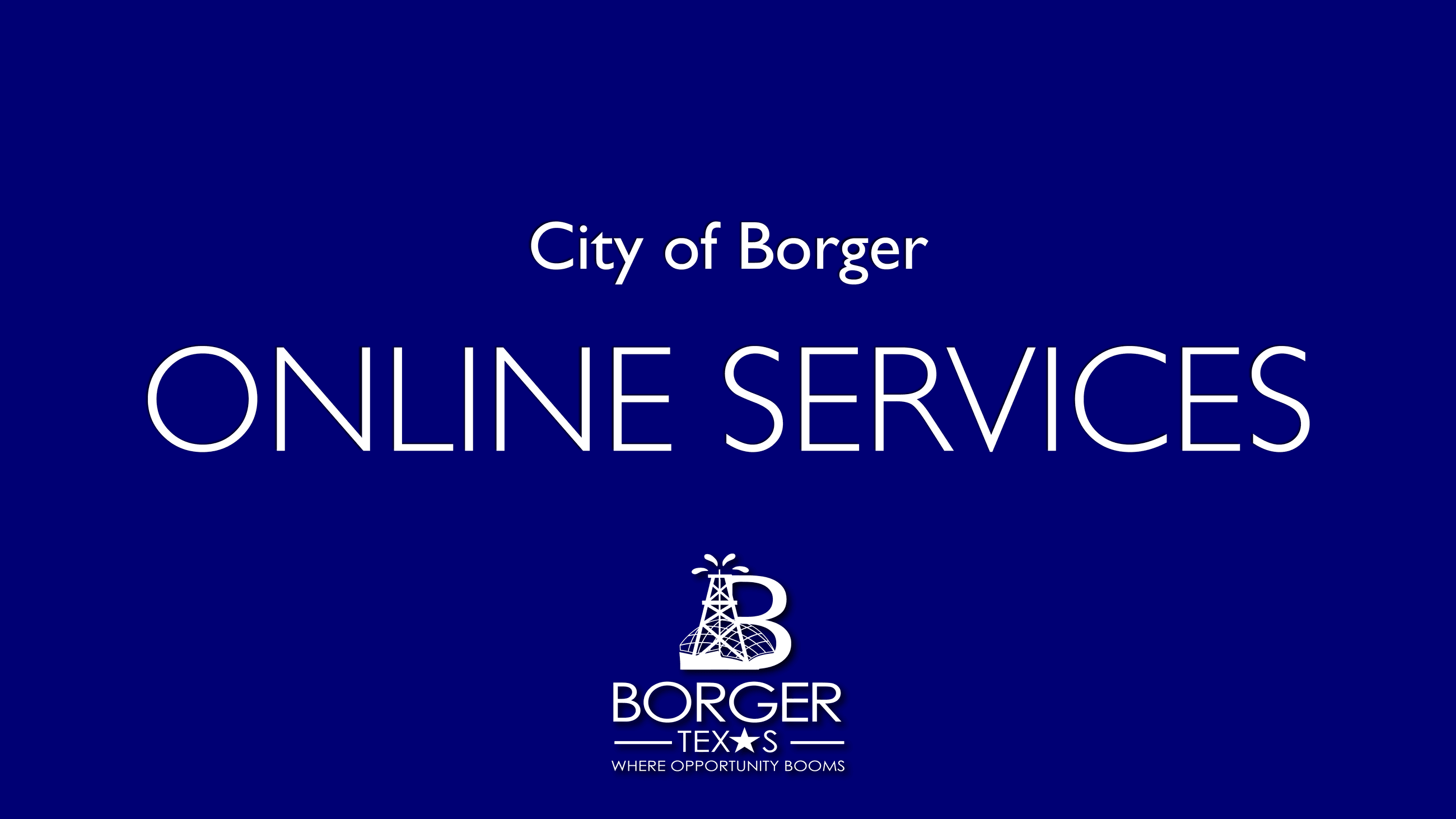 Click here access online services